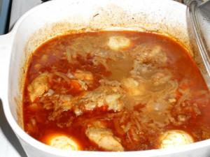 Doro Wat (Chicken & Egg Stew)
