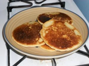 GF Pancakes