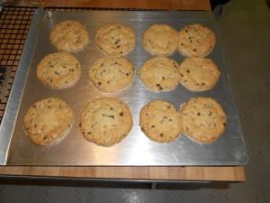 GFDF Chocolate Chip Cookies