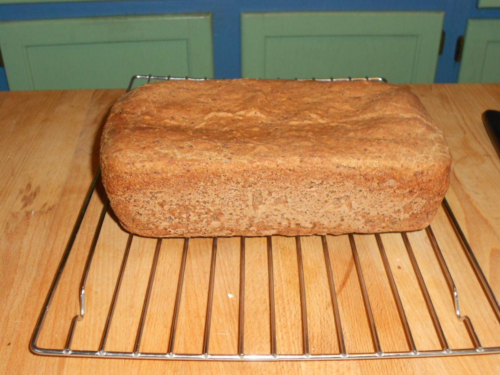 GF Vegan Bread