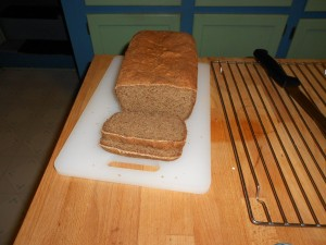 GF Vegan Bread