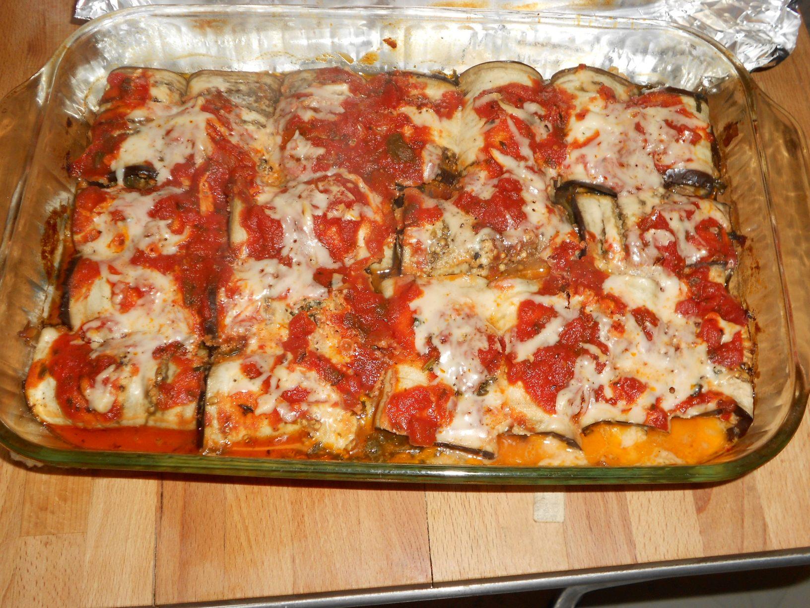 Eggplant Rollups Final
